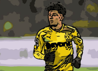 Jadon Sancho Borussia Dortmund Tactical Analysis