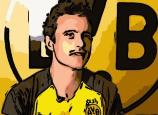 Thomas Delaney Borussia Dortmund Tactical Analysis
