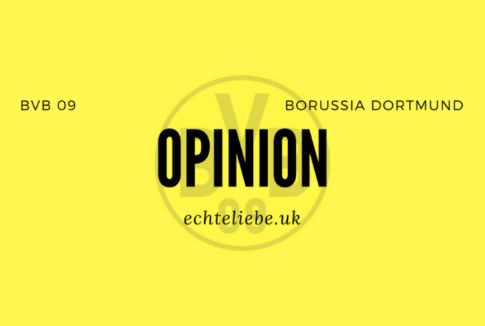 Borussia Dortmund Jadon Sancho Bundesliga Tactical Analysis