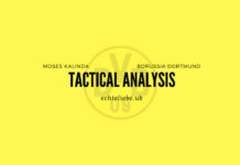 Borussia Dortmund V Freiburg: Bundesliga Tactical Analysis