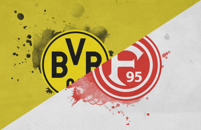 Bundesliga 2018/19: Borussia Dortmund vs Fortuna Dusseldorf Tactical Analysis Statistics