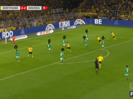 Bundesliga 2019/20: Borussia Dortmund vs Werder Bremen- tactical analysis tactics